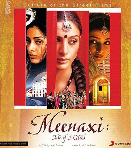 A.R. Rahman - Meenaxi - A Tale of Three Cities (Vinyl)